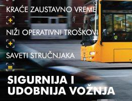 Poster za kampanju Driveline, ulja i maziva za transportna vozila