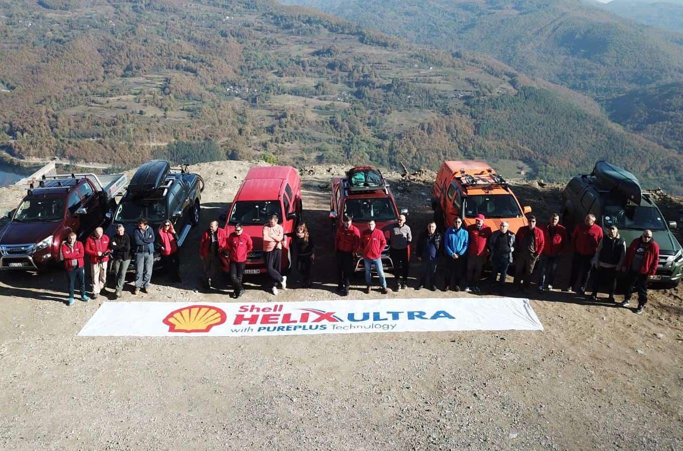 Orbico Lubricants partneri na planini Tara sa Jovanom Memedovićem, sasvim prirodnom, džipovima na planini