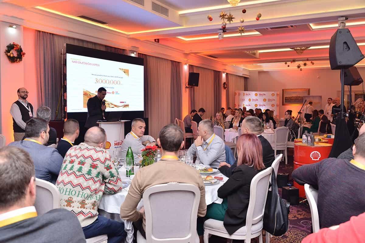 Konferencija, brendirana mreža, Hotel Zlatnik, ulja i maziva, Orbico Lubricants
