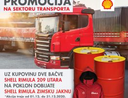Promocija na sektoru transporta