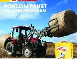 Poklon paket za Agri program