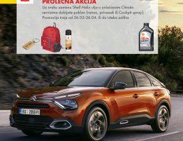 Shell i Citroën prolećna akcija