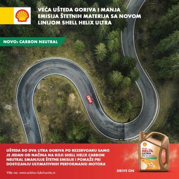 Shell razvija ugljen-dioksid neutralna rešenja svojim potrošačima