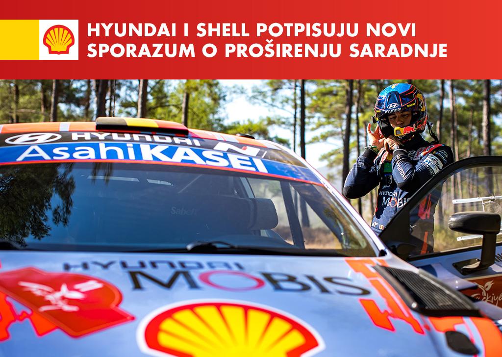 Hyundai i Shell potpisuju novi sporazum o proširenju saradnje na Clean Energi Solutions