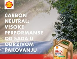 Carbon Neutral: visoke performanse od sada u održivom pakovanju