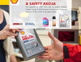 Letnja Shell Helix & Safety Akcija